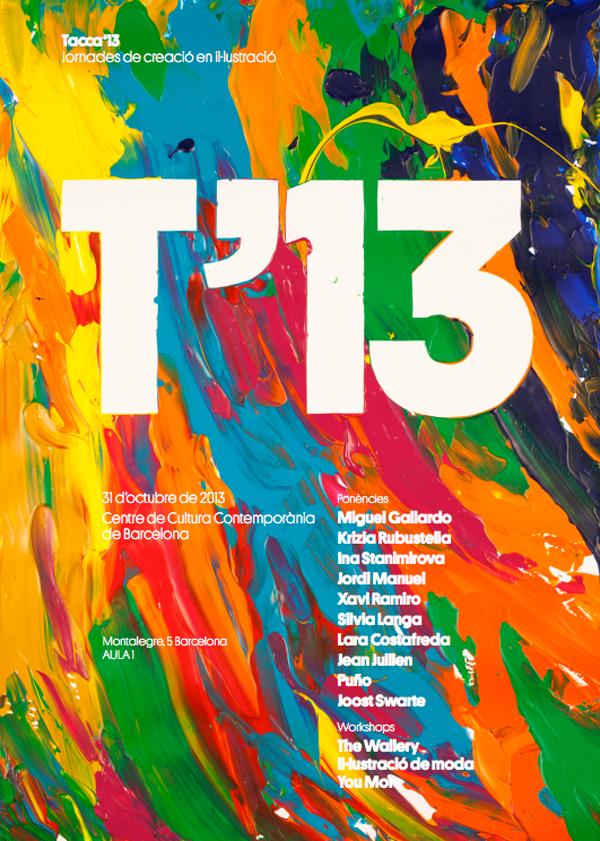 Jornadas de Ilustración TACCA 2013 en el CCCB