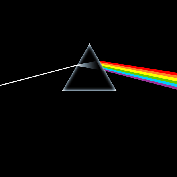 The Dark Side of The Moon, portada original