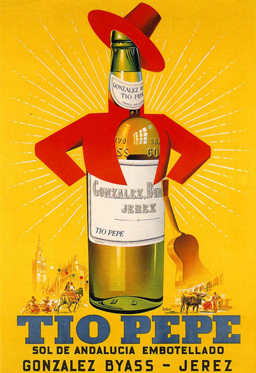 Maridaje sonoro vino y m sica en los teatros del canal for Cartel tio pepe madrid