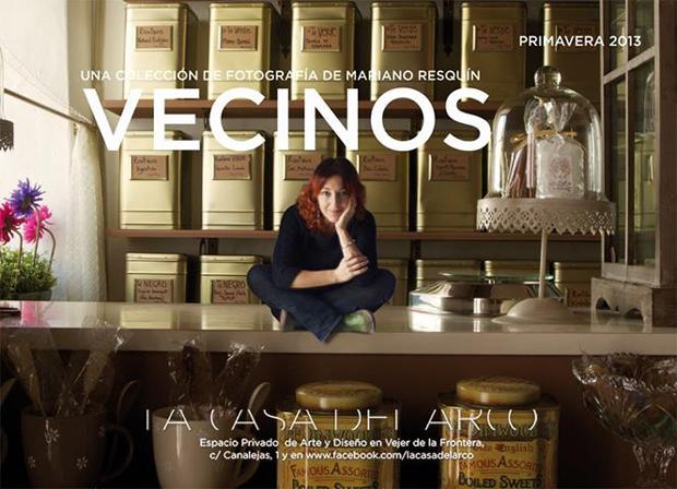 Vecinos, serie fotográfica de Mariano Resquín