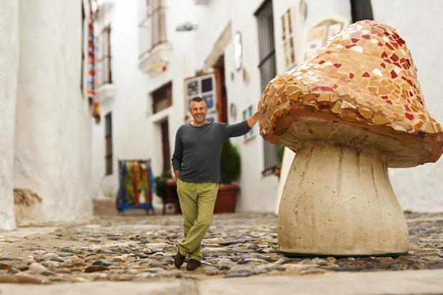 Serie fotográfica Vecinos: Taller Badillo