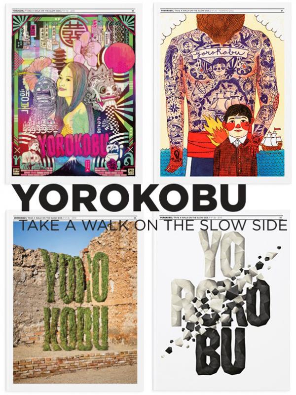 Yorokobu en Typoweek 2013