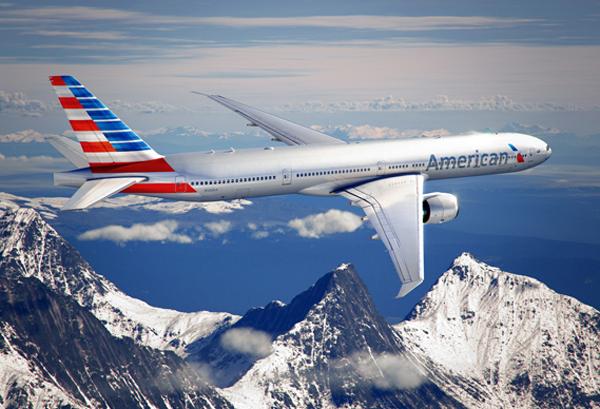 American Airlines 'vuela' el logo de Vignelli