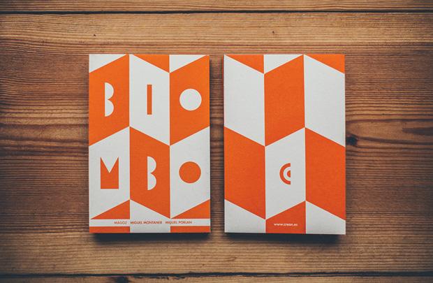 Biombo, portada