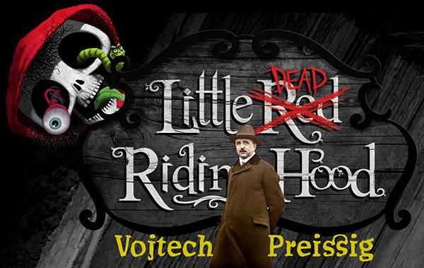 Cadavercita Roja, de Itbook, y Vojtech Preissig están unidos a través de la Czeska de Andreu Balius