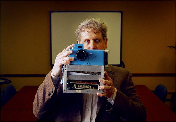 primera cámara digital de la historia