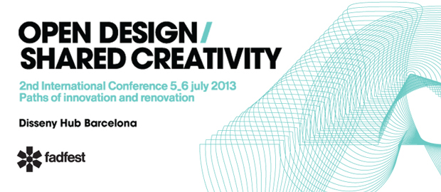 2º Congreso Internacional Diseño Abierto / Creatividad compartida