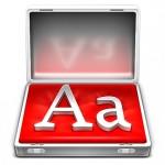 fontcase icon 150x150 Los gestores tipográficos que debes conocer