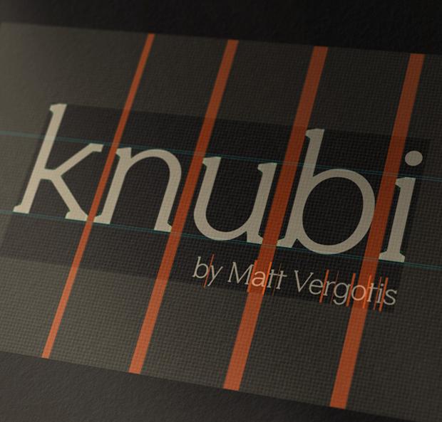 fuente gratuita Knubi 10 fuentes gratuitas para titulares