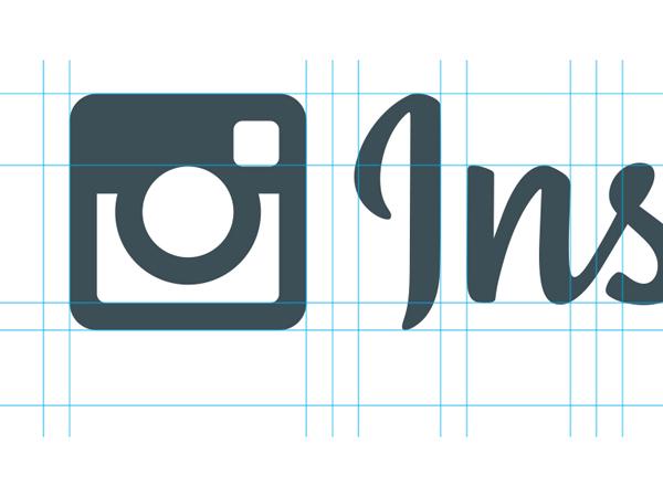 Detalles del proceso de rediseño del logo de Instagram