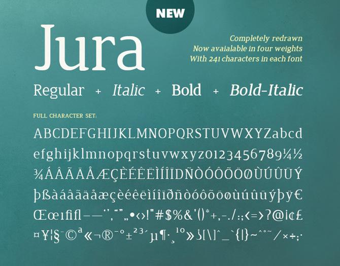 10 tipografías gratuitas y molonas