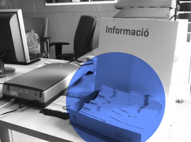 Participa en el Proyecto Remite, solicitando tu postal en la EASD Valencia
