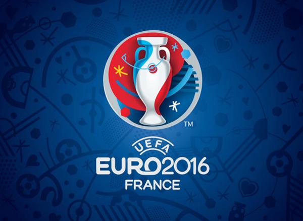 UEFA logo Eurocopa 2016 – Brandia Central