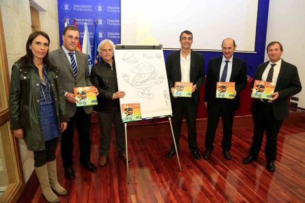 Mexi-llón, la nueva mascota de la Vuelta a España