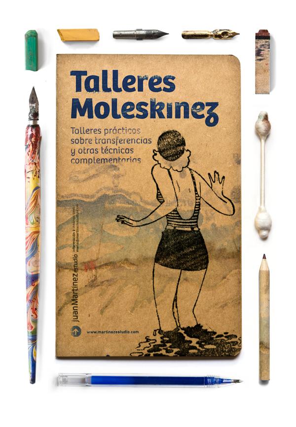 Taller Moleskinez