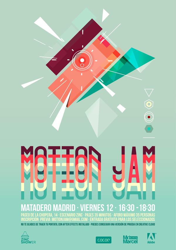 Motion Jam, con Cocoe