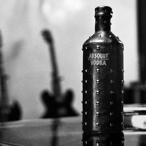 Diseño, vodka y rock & roll