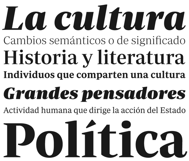 Eduardo Manso: «Aunque son la excepción, hay varias tipografías gratuitas de calidad»
