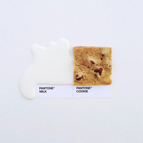 Pantone Pairings, David Schwen