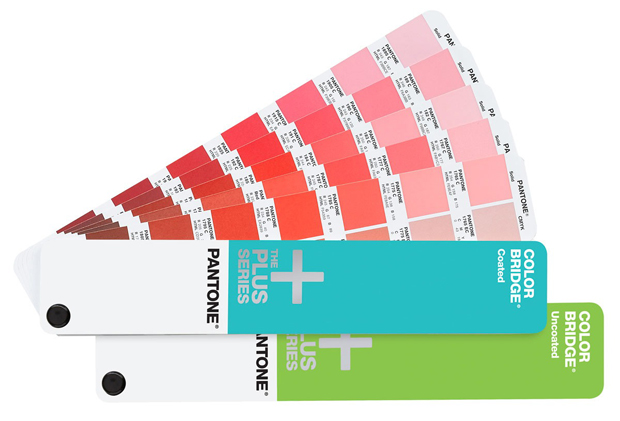 Pantone Color Bridge Coated and Uncoated