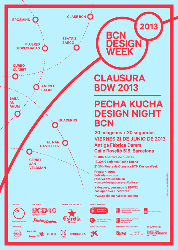 Pecha Kucha Design Night
