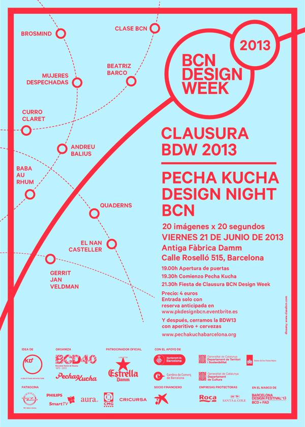 Pecha Kucha Design Night