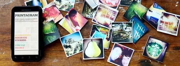 Printagram, la web que permite imprimir las fotos de Instagram