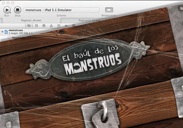 app itunes el baúl de los monstruos